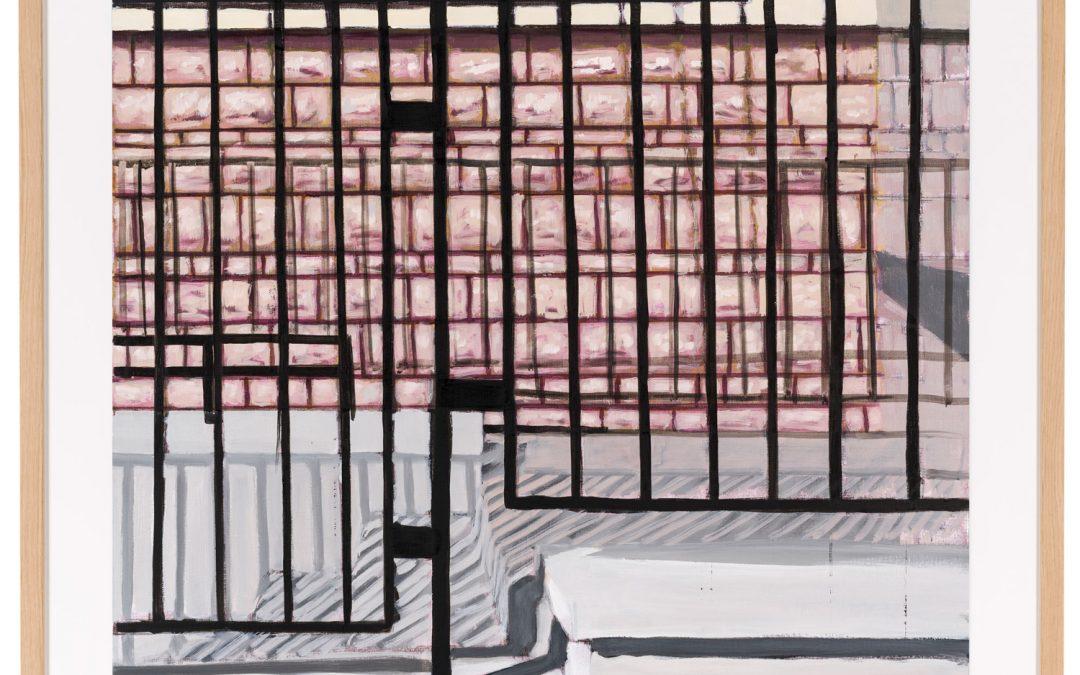 16 mai 2020 – Nicolas Pesquès – Le rose et la grille