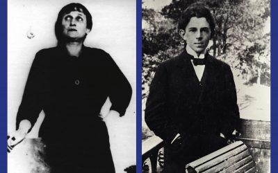 Mandat d'arrêt – Akhmatova et Mandelstam