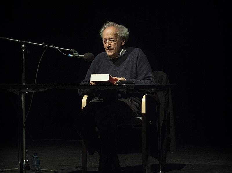 Bernard NOEL / ©E.Salquèbre / POEMA 2014