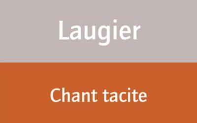 LE GRAIN DES MOTS – Chant tacite – Emmanuel Laugier